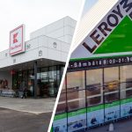 Kaufland and Leroy Merlin from Pallady platform are finalized